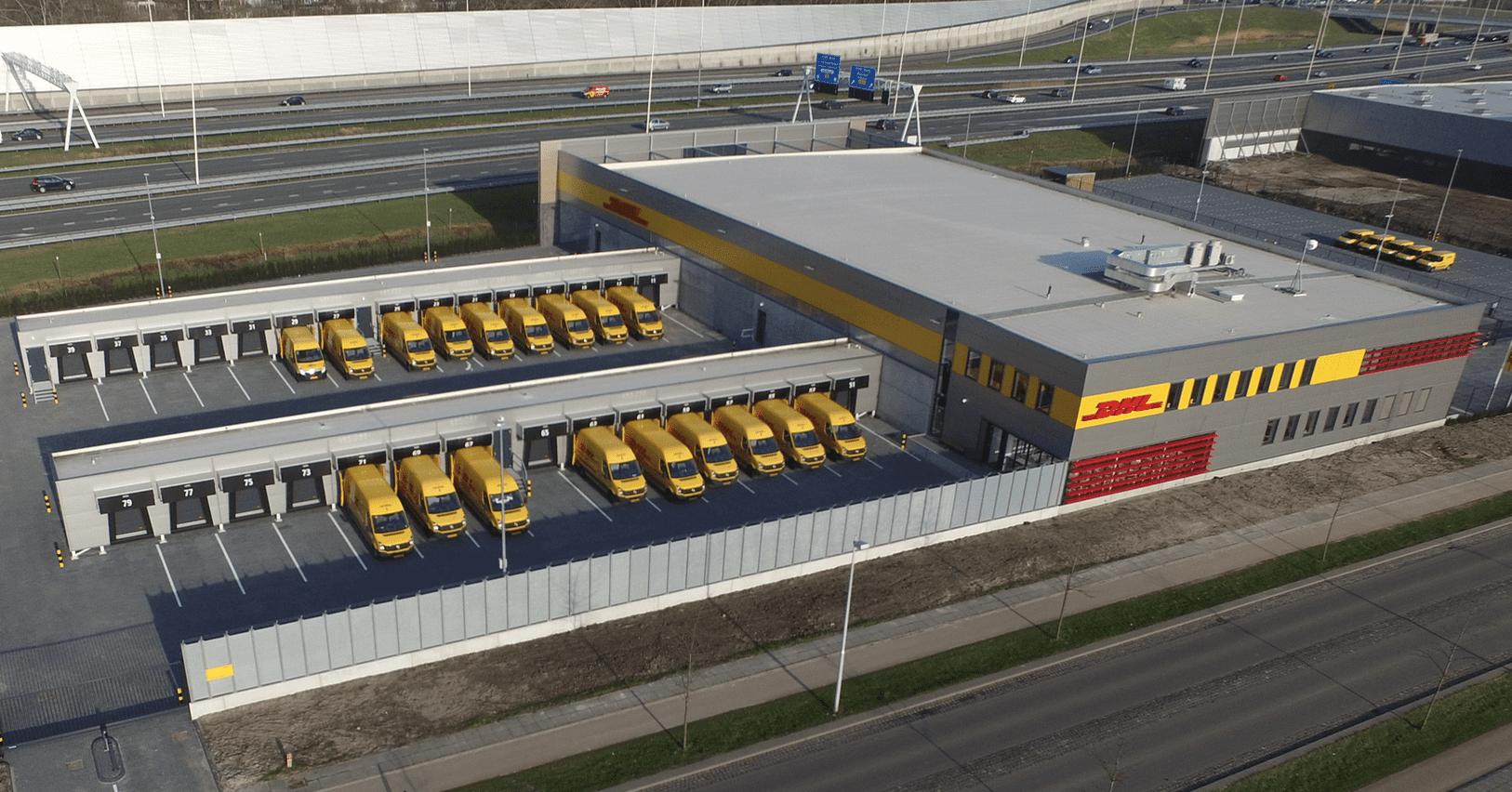 DHL Express Service Center Utrecht