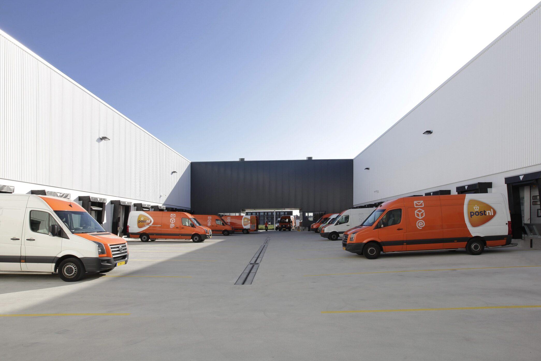 PostNL Pakketten zes nieuwe locaties