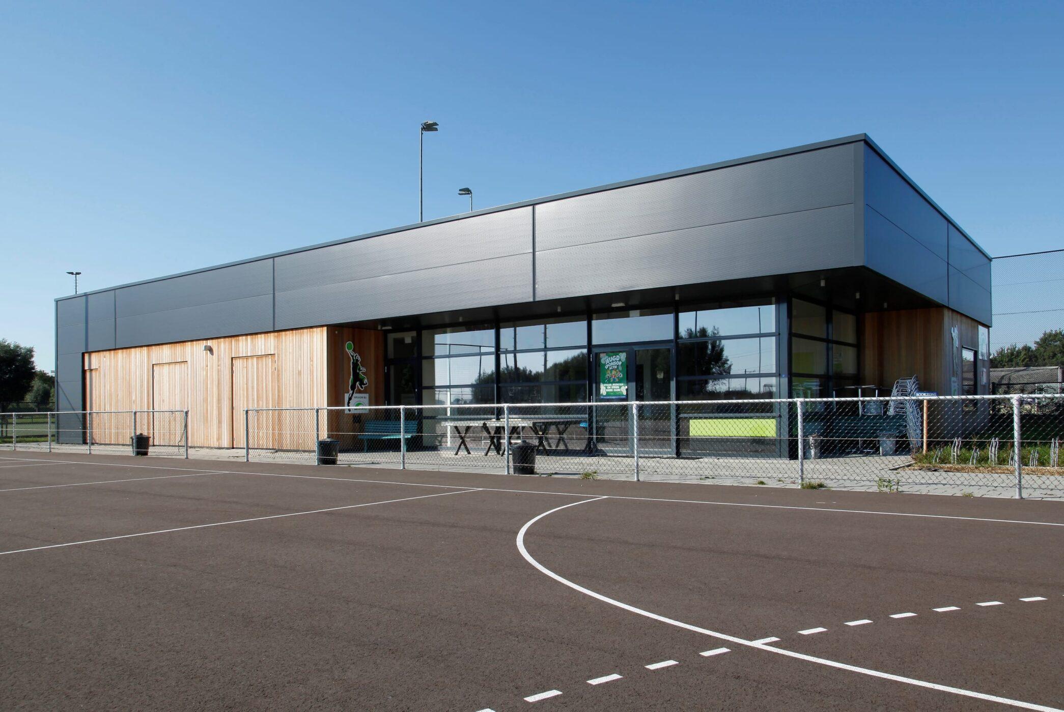 Nieuw clubgebouw WeHave Weesp