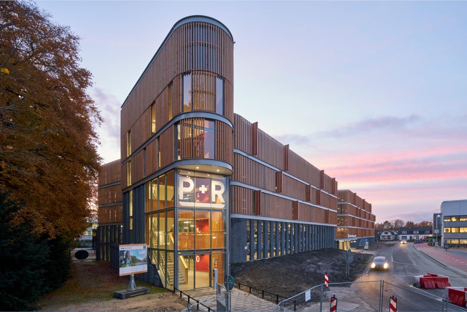 Energieneutrale parkeergarage Driebergen-Zeist-René de Wit