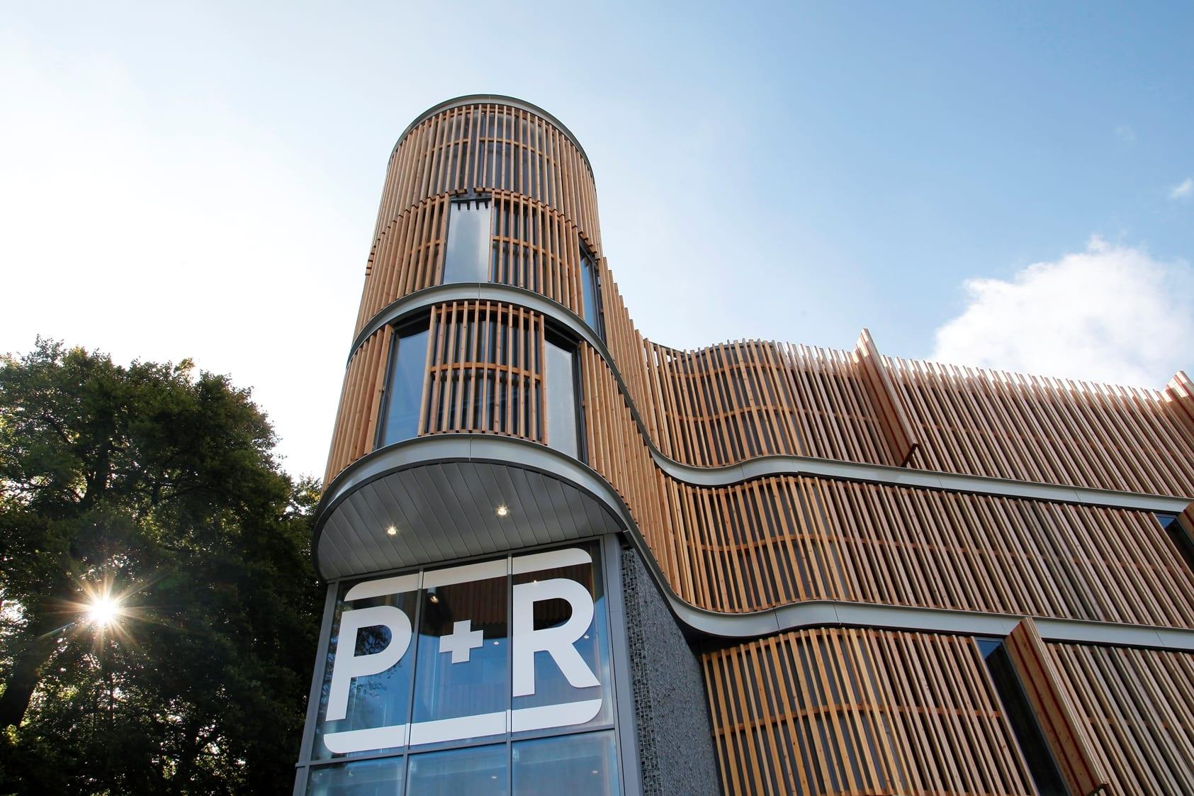 Energieneutrale parkeergarage Driebergen-Zeist