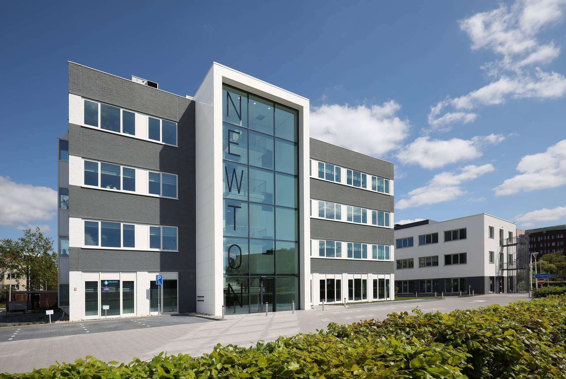 Duurzaam kantoorgebouw Newton Zwolle