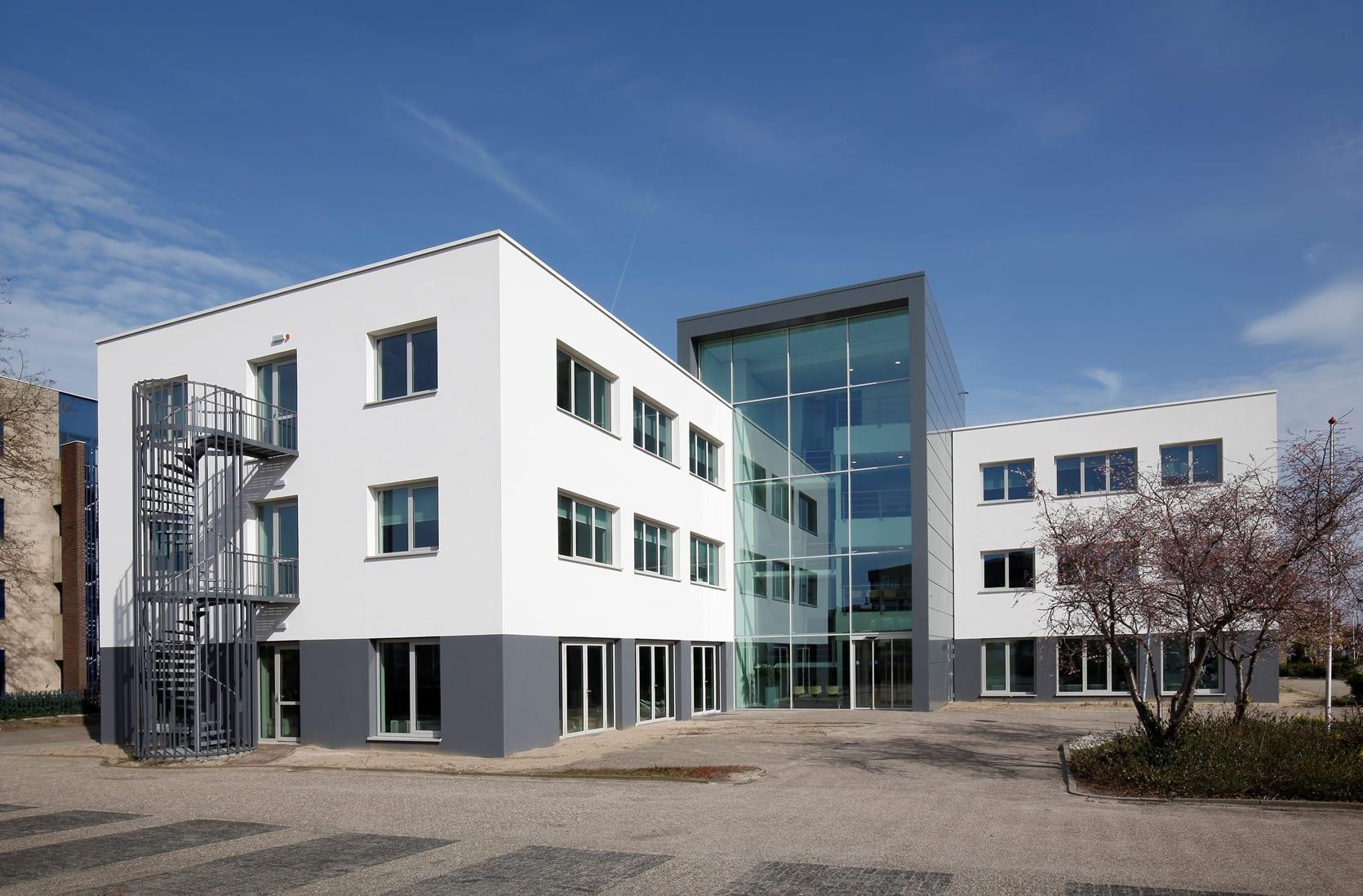 Revitalisatie kantoorgebouw Cele Zwolle