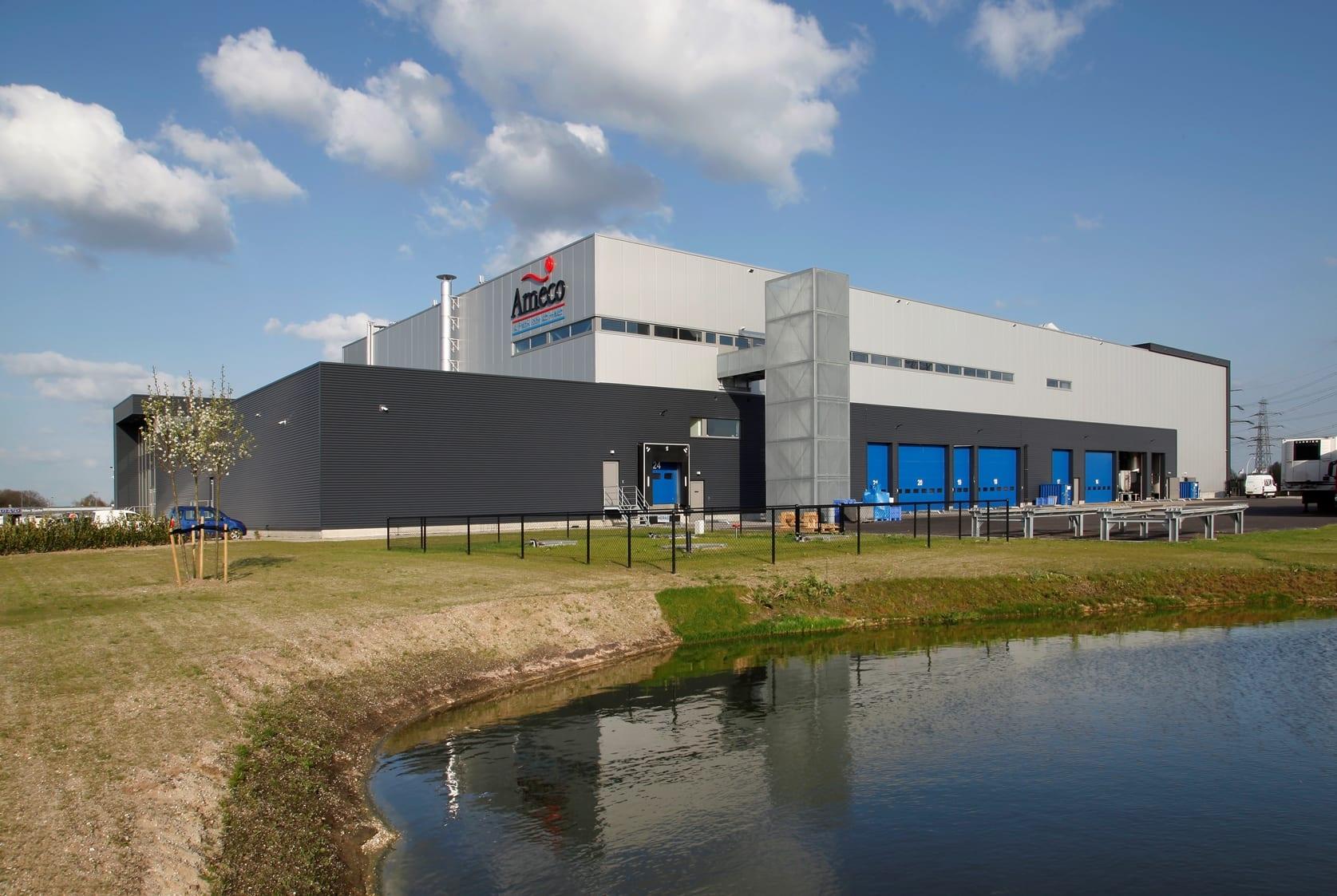 Nieuw bedrijfspand Ameco Apeldoorn