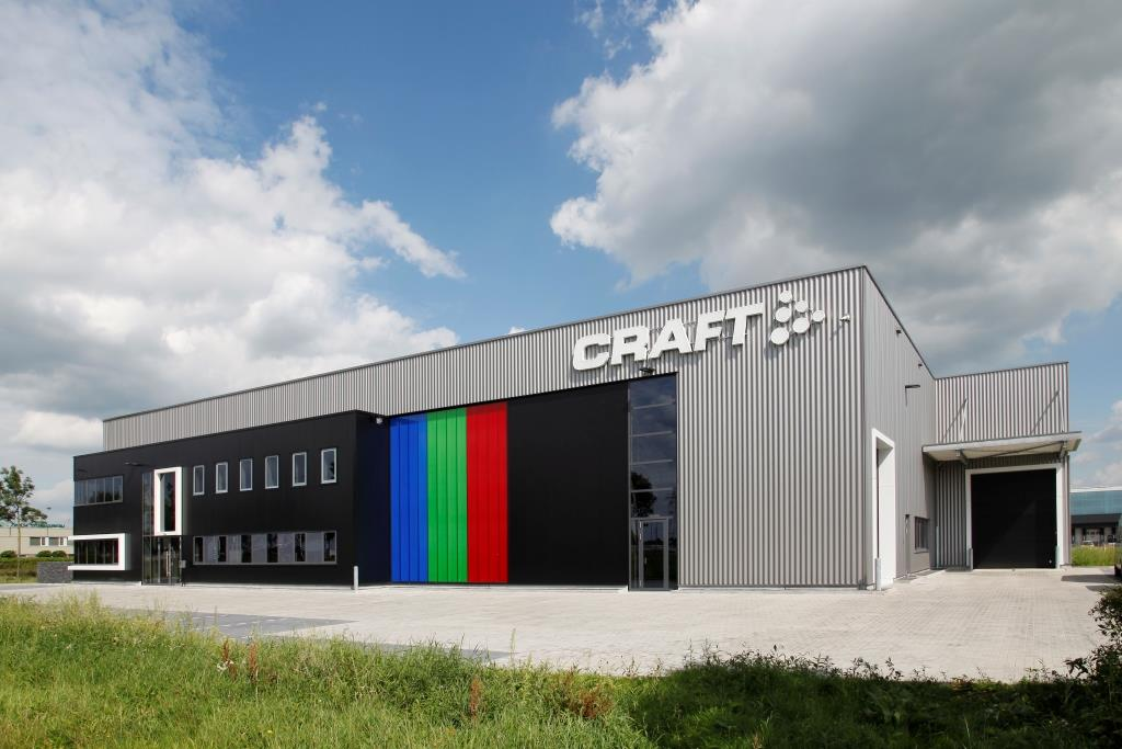 Nieuw bedrijfspand Craft Zwolle
