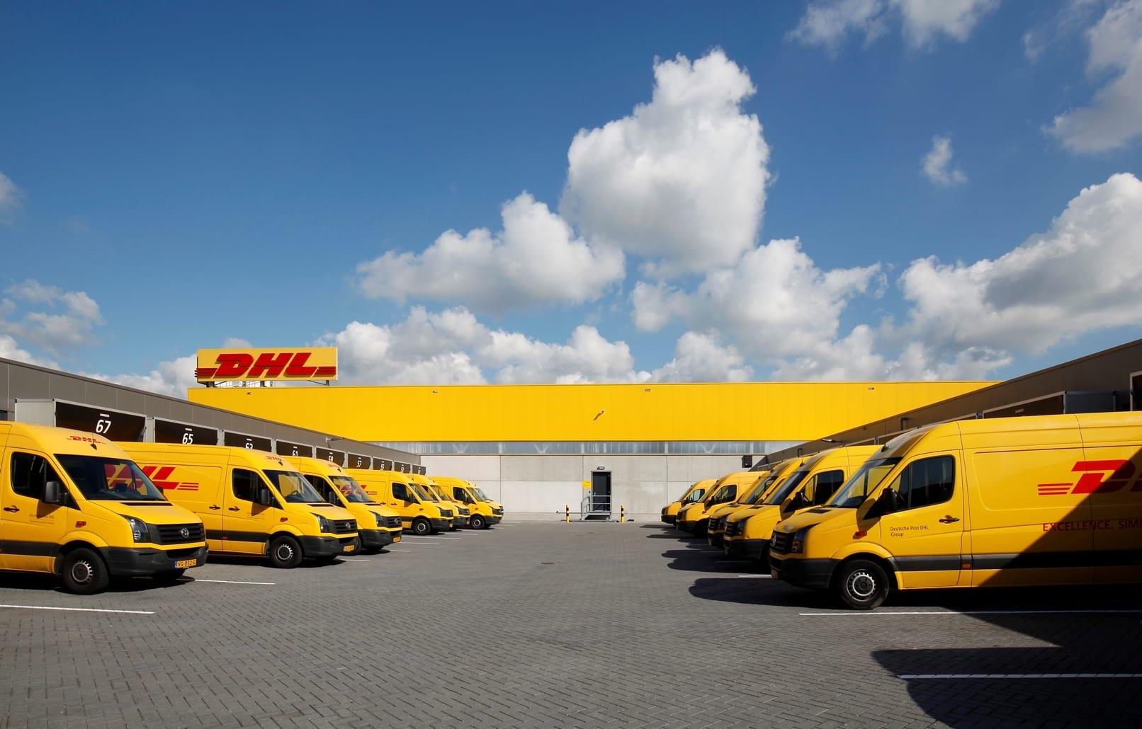 DHL Express Service Center Den Hoorn