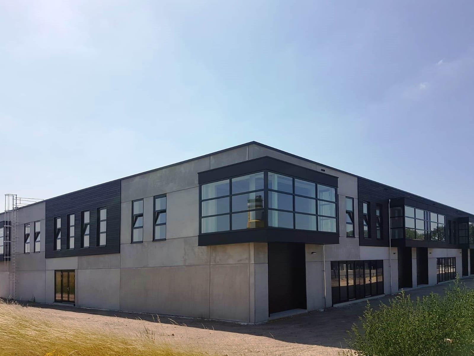 Bedrijfsverzamelgebouw De Botter Zwolle