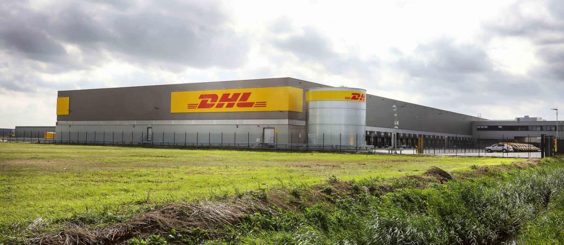 Nieuw sorteercentrum DHL Parcel Amsterdam geopend