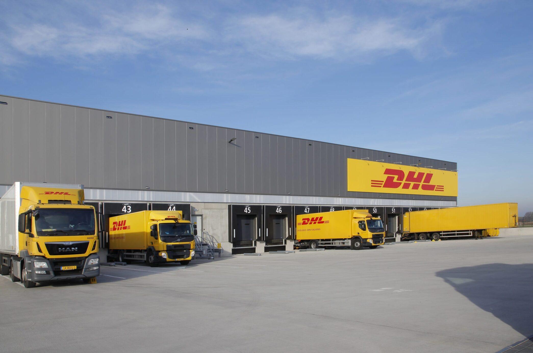 Nieuw sorteercentrum DHL Parcel Amsterdam