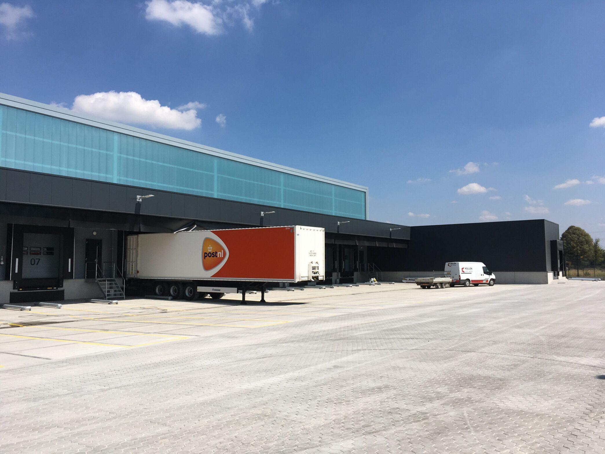 Oplevering BREEAM Outstanding sorteercentra PostNL