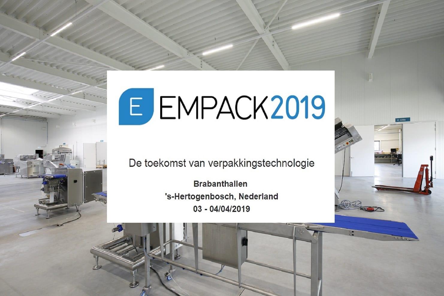 Empack 2019 website