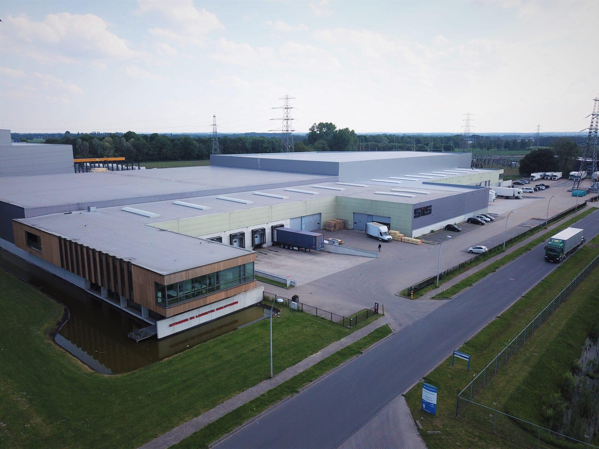 Nieuw bedrijfspand SILS Logistics Apeldoorn