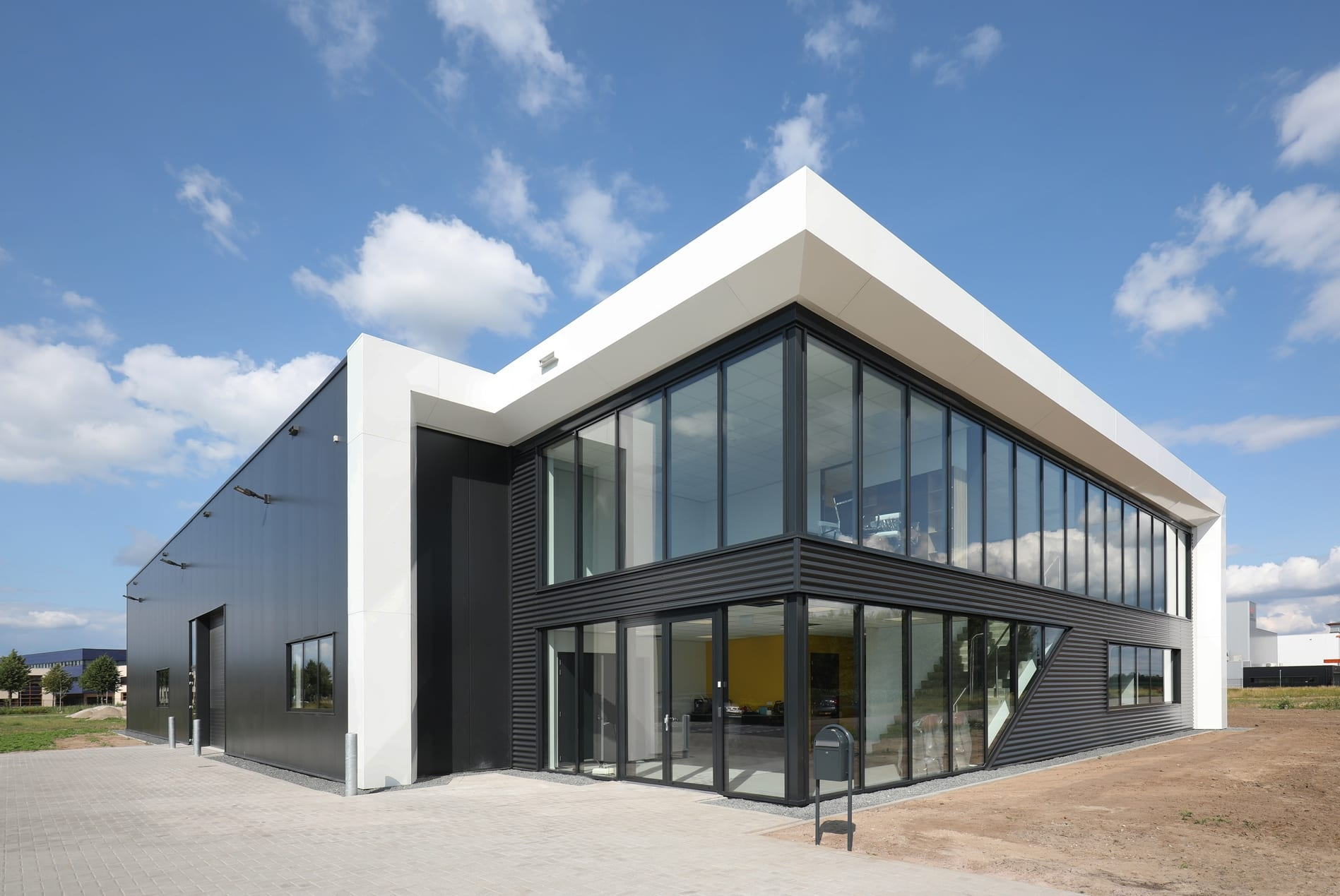 Nieuw bedrijfspand Carema Zwolle