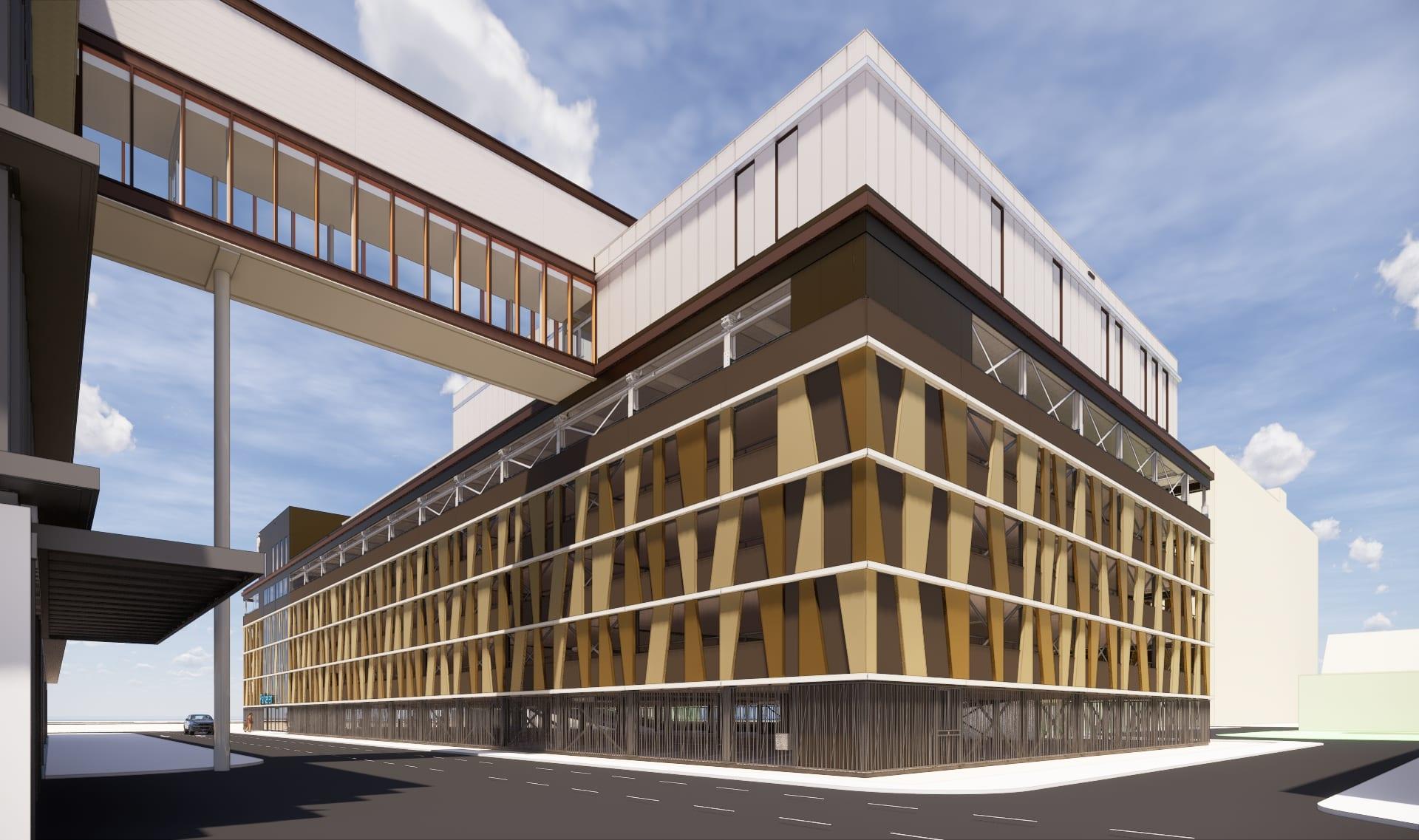 Impressie nieuwbouw OK's Reinier de Graaf Delft