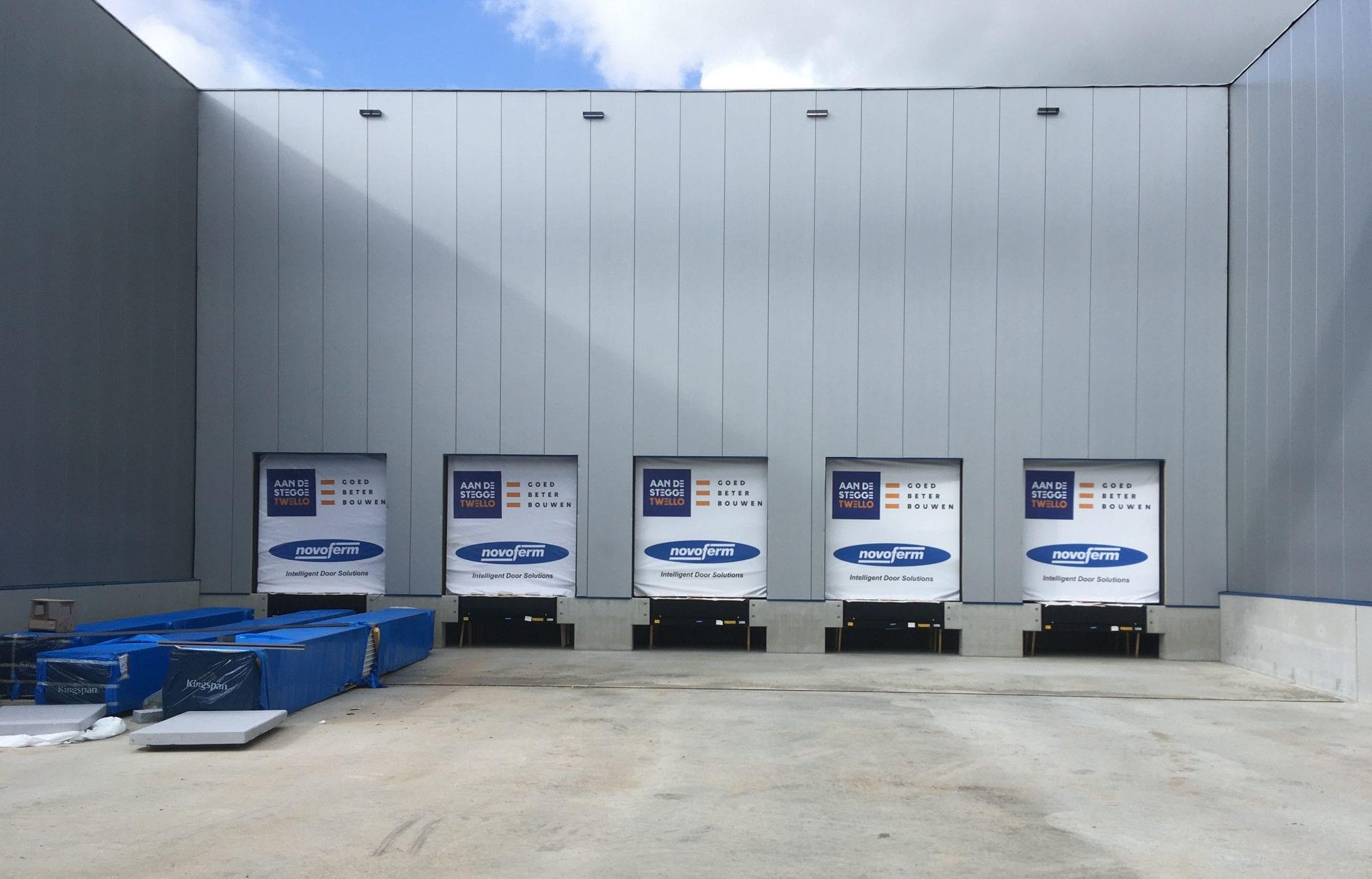 Nieuwbouw bedrijfspand Hemmink Zwolle