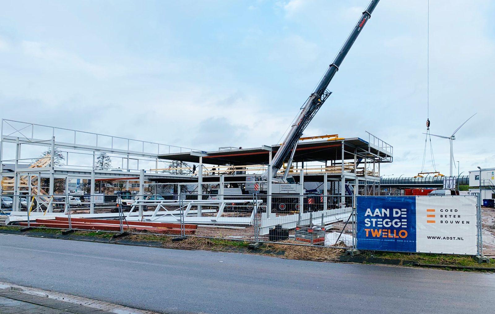 Nieuwbouw Technische Unie Den Haag